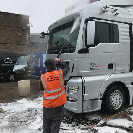 Truck Wash Northampton
